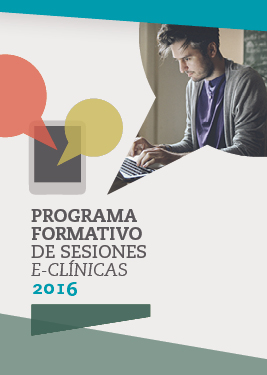 Programa formativo de sesiones e-clínicas 2016